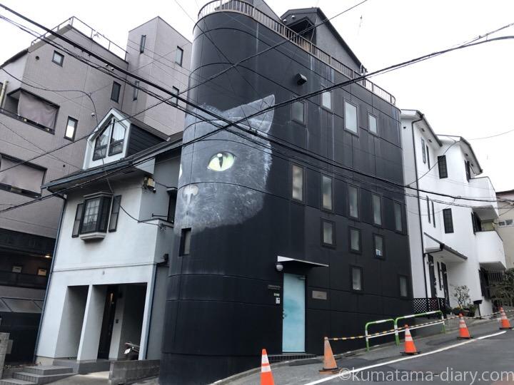 立花隆事務所 猫ビル