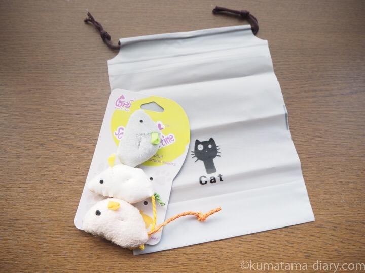 ネズミおもちゃ