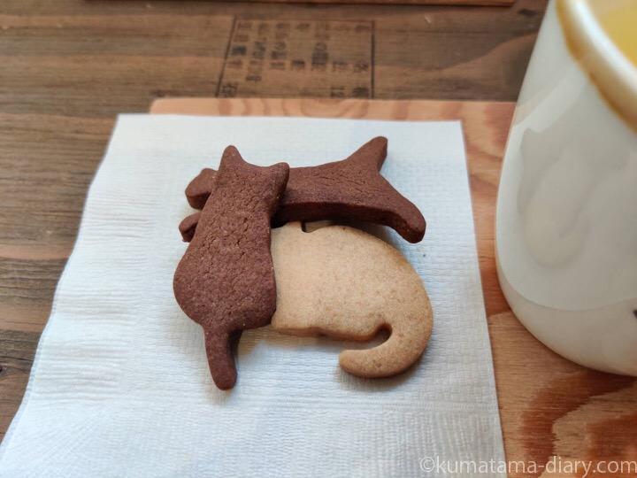三毛猫雑貨店クッキー
