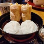 「ねこまつり at 湯島」でねこまつり限定メニューを食べました