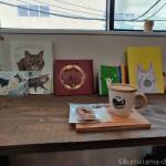 猫モチーフの雑貨と本とお菓子のお店「三毛猫雑貨店」に行ってきました