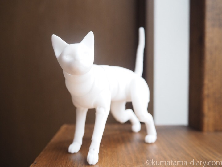ElleoDolls猫フィギュア