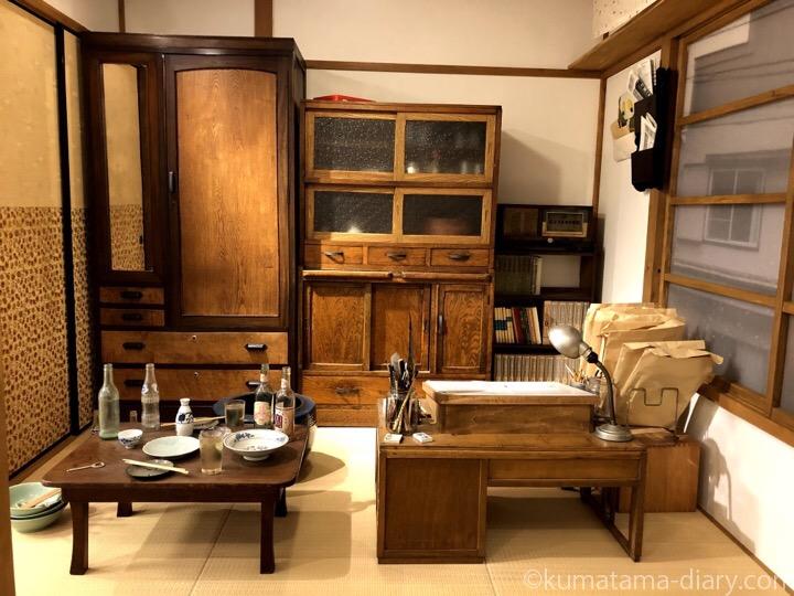 寺田ヒロオさんの部屋