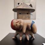 田島享央己さんの個展「RUBATO」を見に行きました