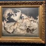 MOMATコレクションで藤田嗣治さんの「猫」を見ました